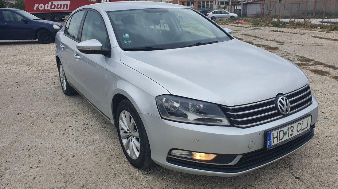 VW Passat B7 2012