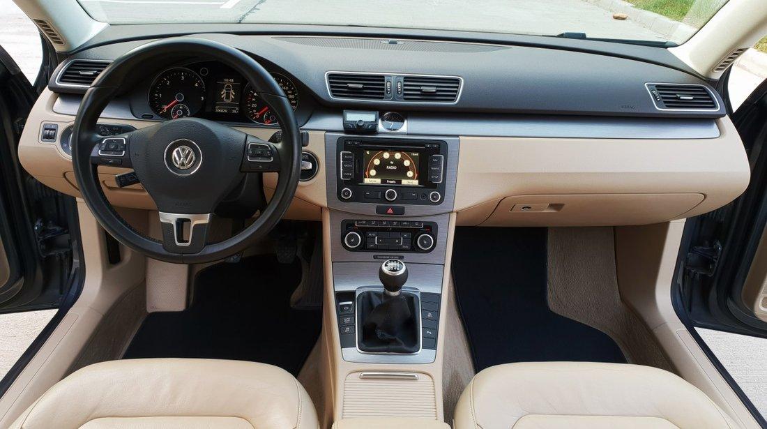 VW Passat B7 Comfortline BlueMotion 1.6 TDI/105 CP. 2011