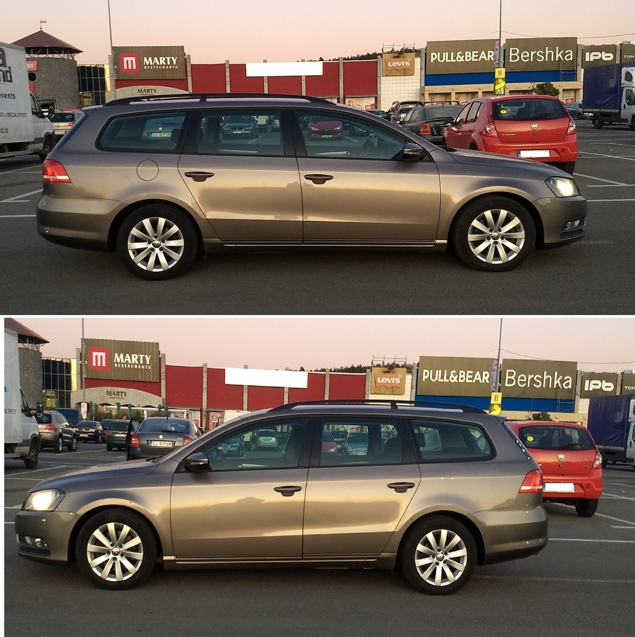 VW Passat B7 Diesel Euro 5 RAR Facut  6+1 Viteze 2012