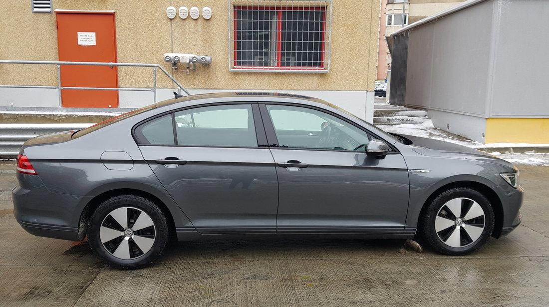 VW Passat B8 2016