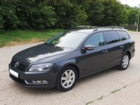 VW Passat bluemotion 2011
