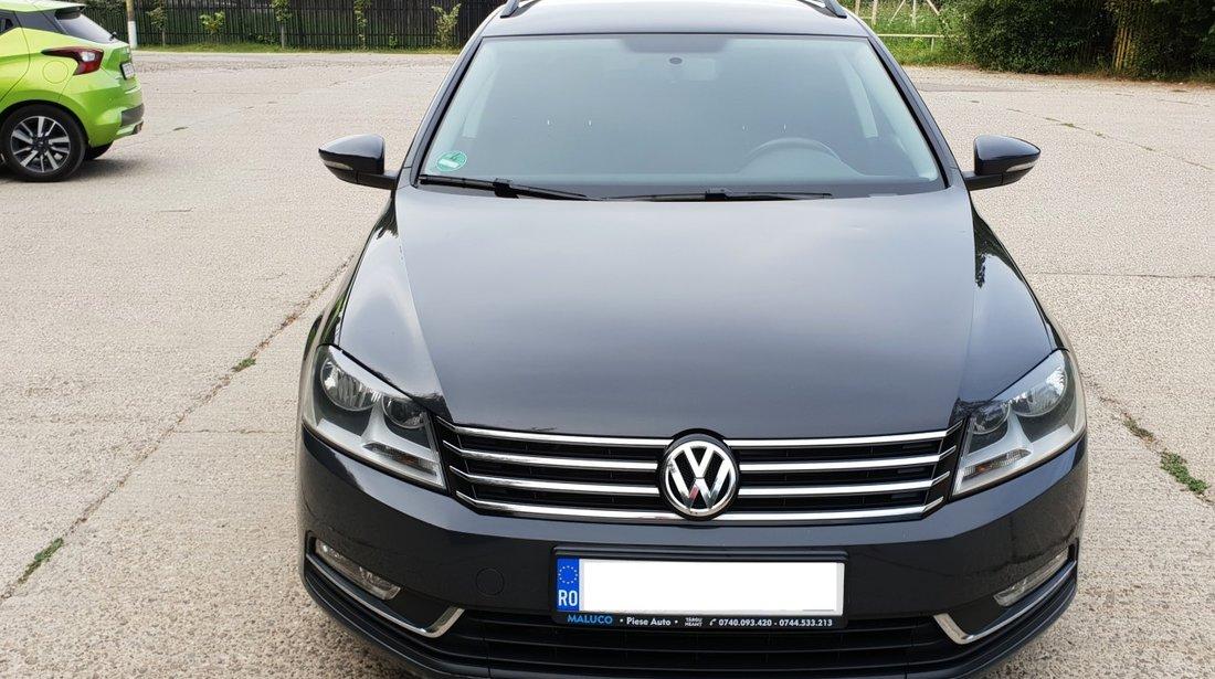 VW Passat bluemotion 2011