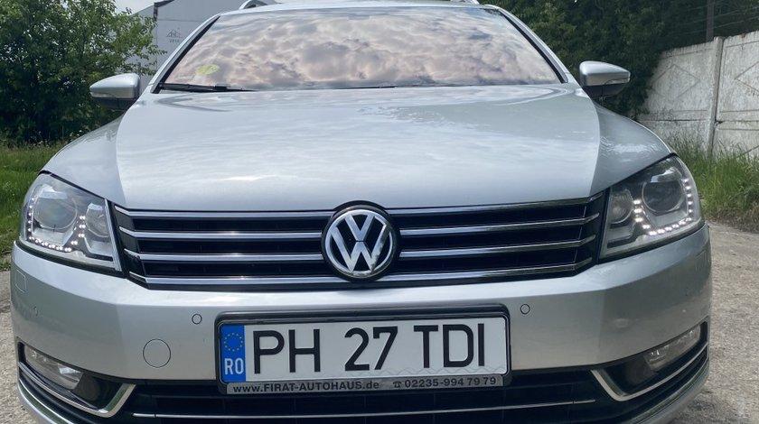 VW Passat Caxa 2012