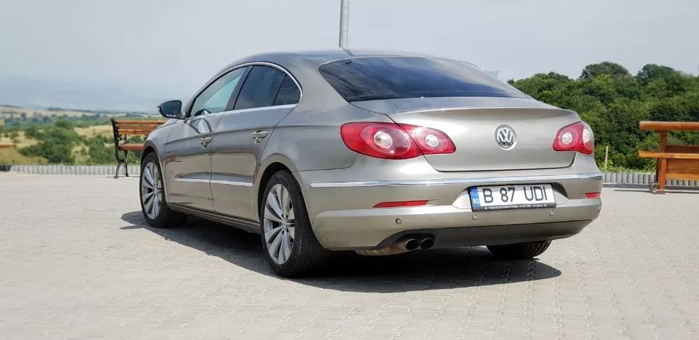 VW Passat CC 1.6TSI 2009