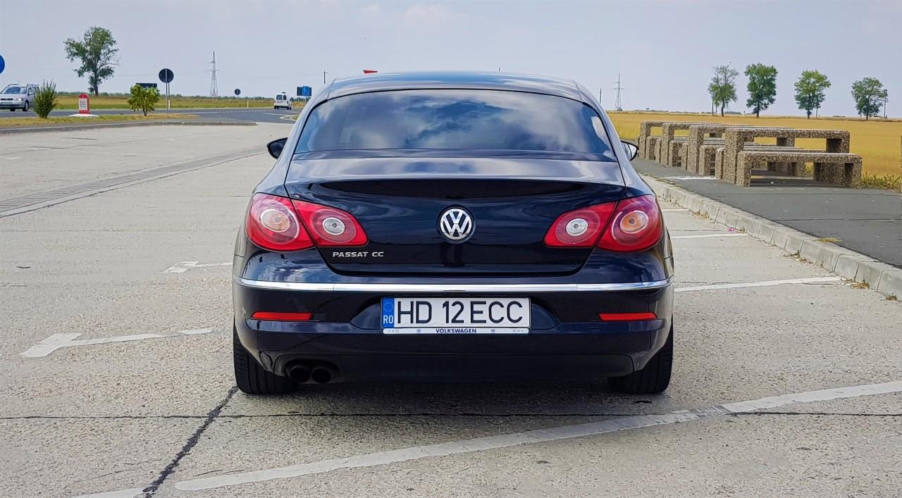 VW Passat CC 1,8 TSFI 2008