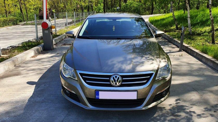 VW Passat CC / EURO 5 / 2.0 TDI an fab. 2009