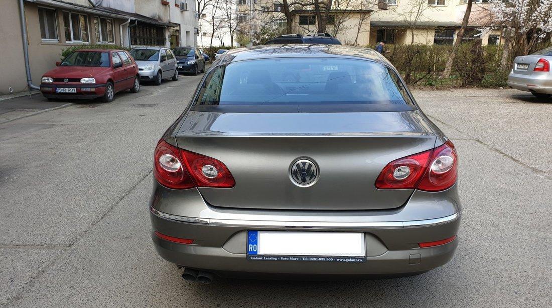 VW Passat CC euro 5 /2.0 TDI / DSG inmatri RO. 2017 ,an fab. 2009