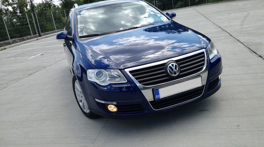 VW Passat FULL 2009