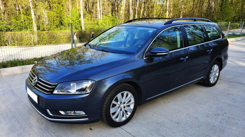 VW Passat full options 2011
