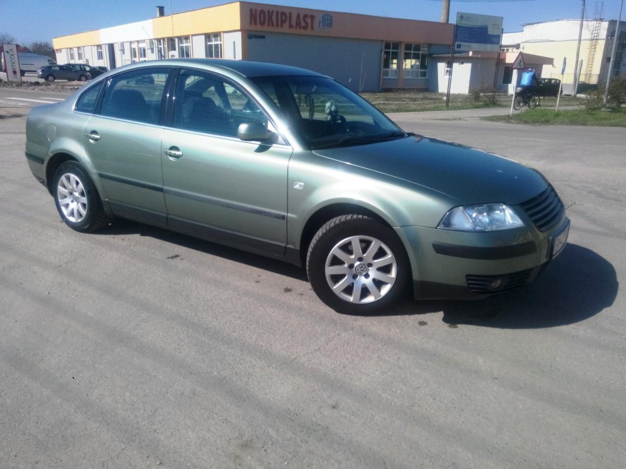 VW Passat GPL 1.6 ALZ 2002