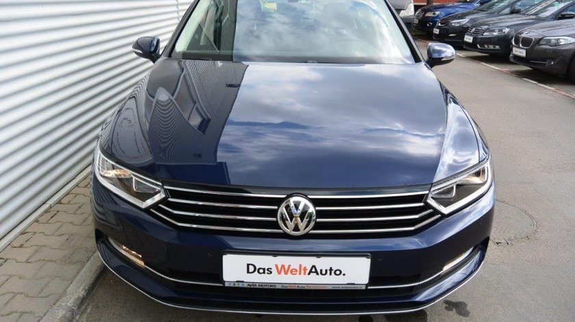 VW Passat Highline 2.0 TDI DSG
