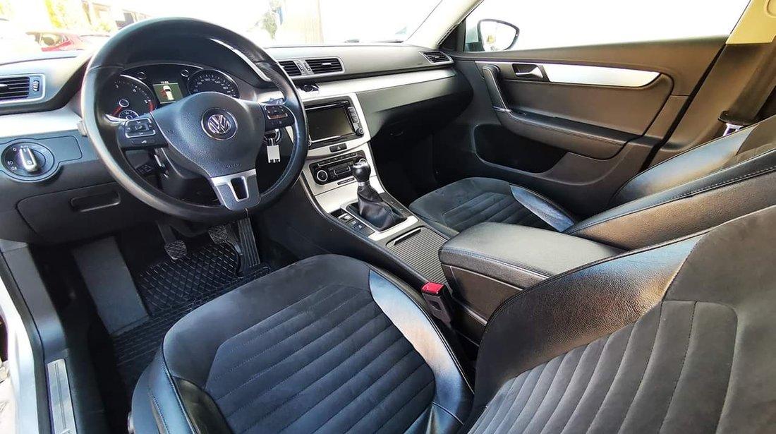 VW Passat highline 2012