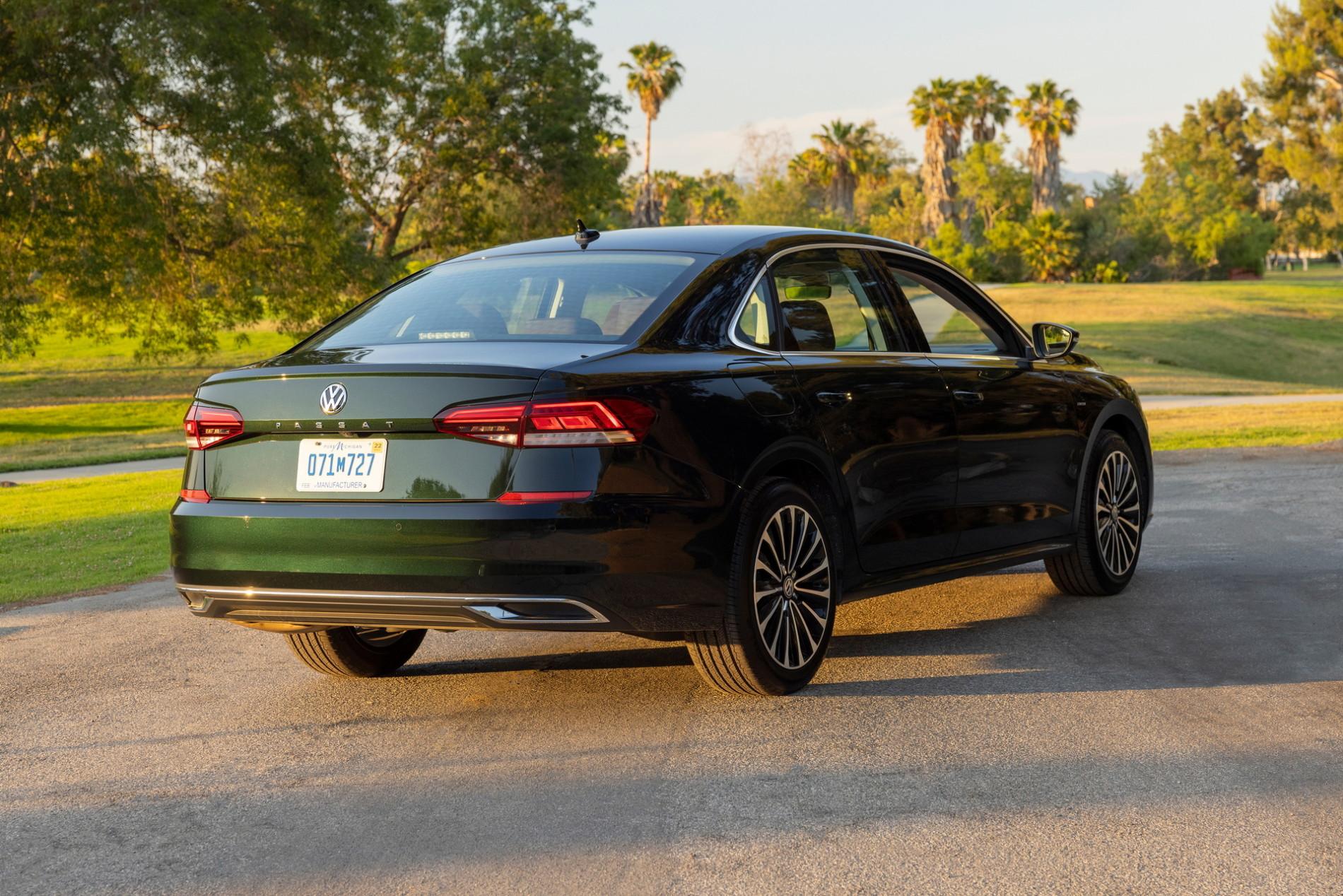 VW Passat Limited Edition - VW Passat Limited Edition