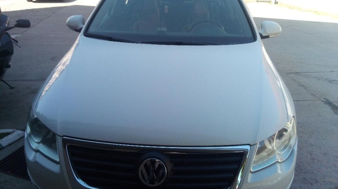 VW Passat tdi 2008