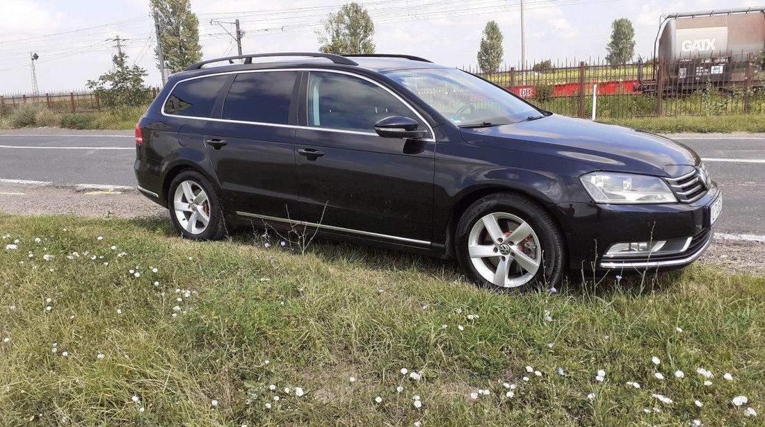 VW Passat tdi 2012