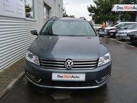 VW Passat Variant 2.0 TDI DSG
