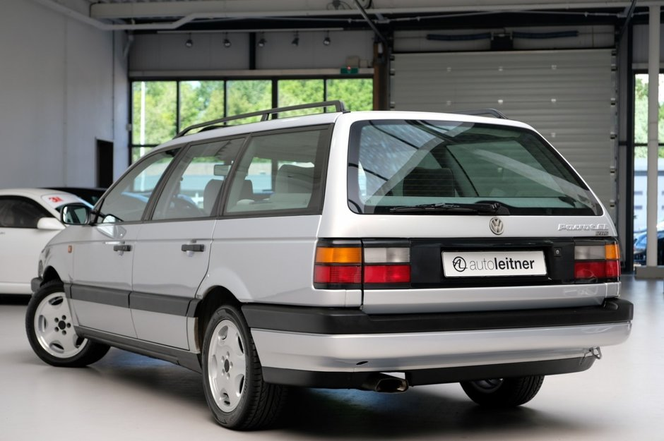 VW Passat Variant 2.8 VR6 de vanzare