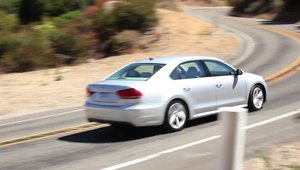 VW Passat vs Ford Fusion vs Honda Accord vs Nissan Altima