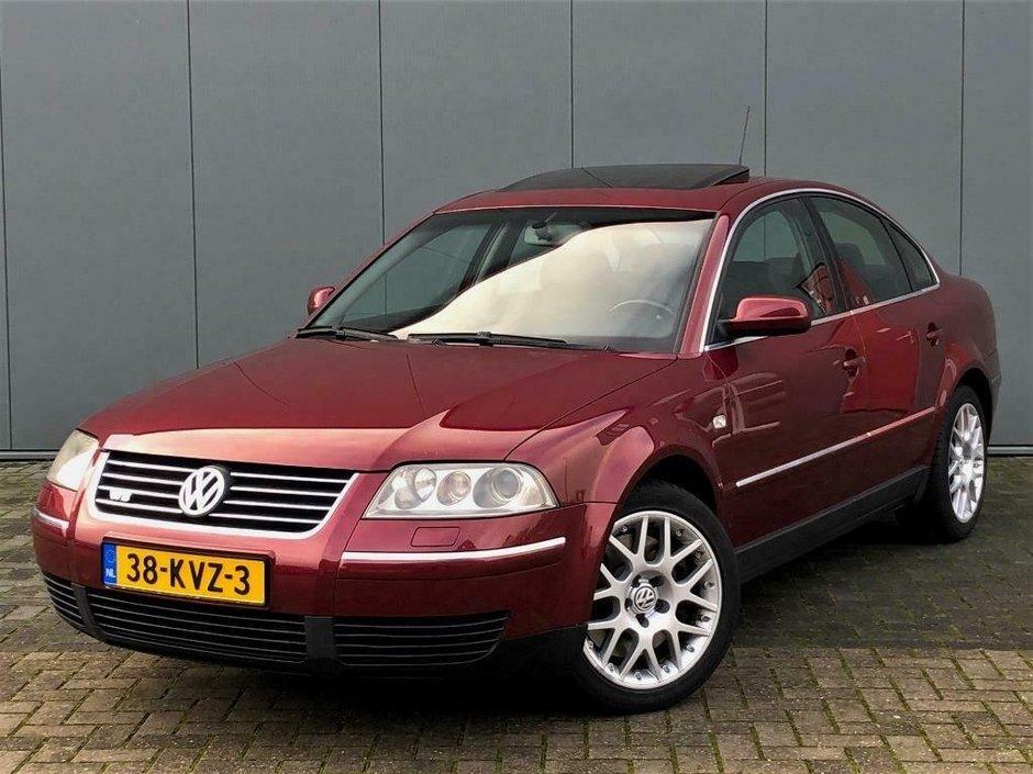 VW Passat W8 de vanzare