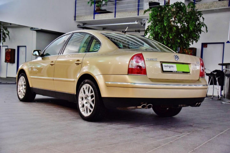 VW Passat W8 de vanzare - VW Passat W8 de vanzare