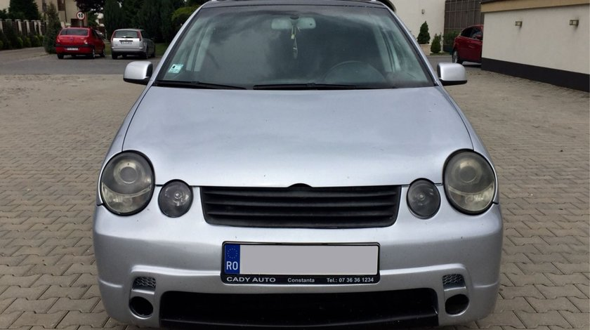 VW Polo 1.2 2006