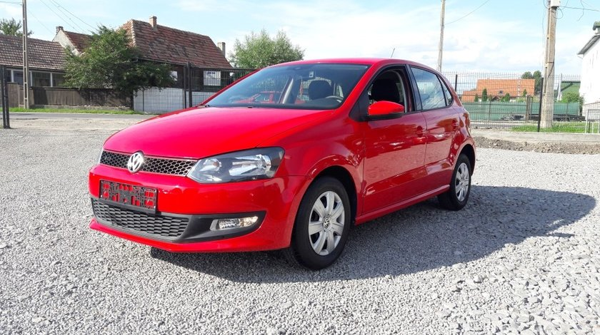VW Polo 1.2 TDI 2011