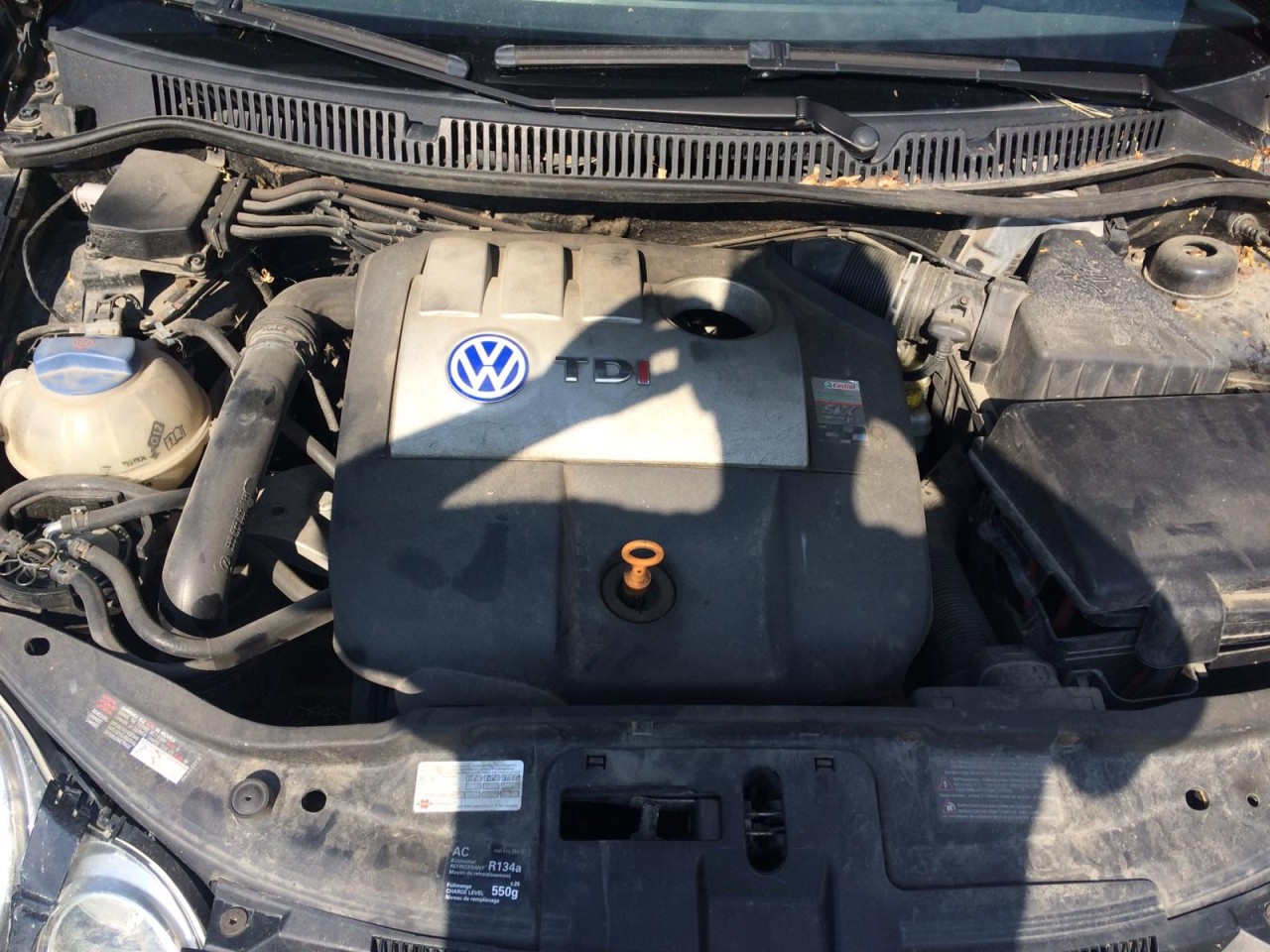 VW Polo 1.3 tdi 2003