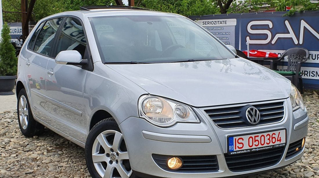 VW Polo 1.4 TDI 2008