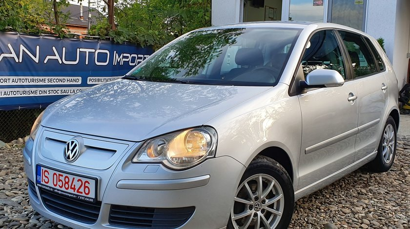 VW Polo 1.4 TDI 2008