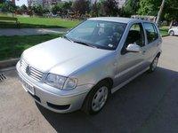 VW Polo 1.4i Clima 2001