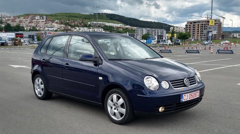 VW Polo 1.9 TDI 131CP 6+1Viteze Klimatronic 2004