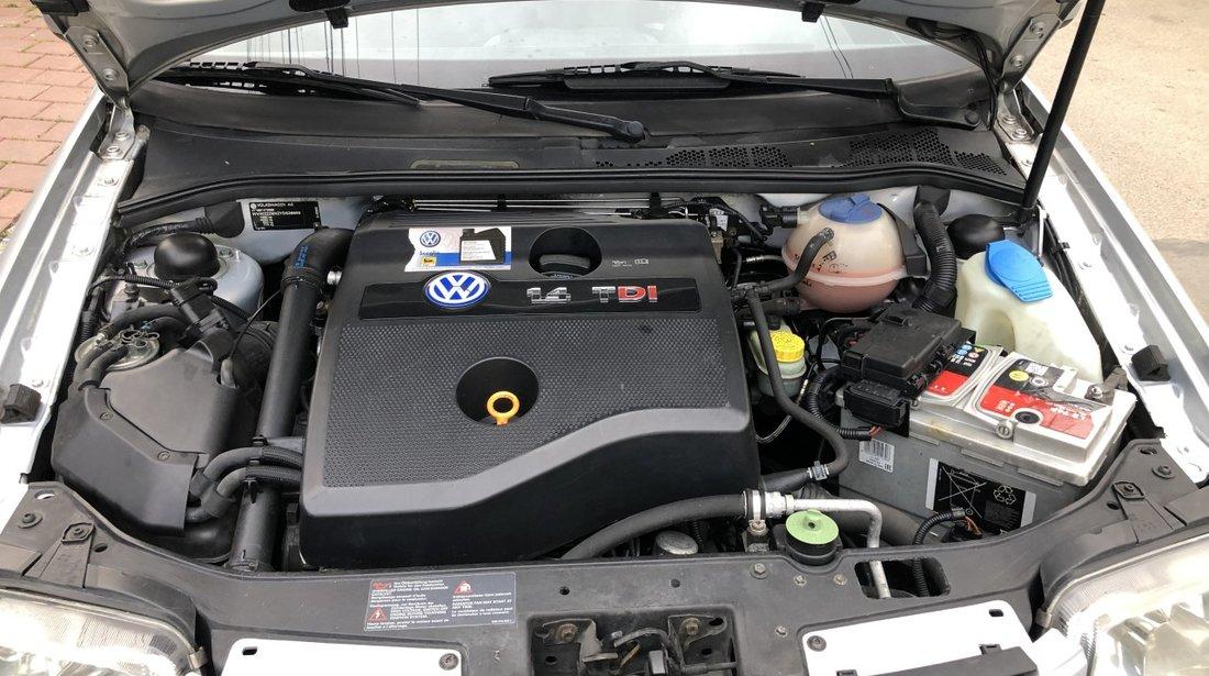 VW Polo 1400 TDI, 96000 km Originali 2000