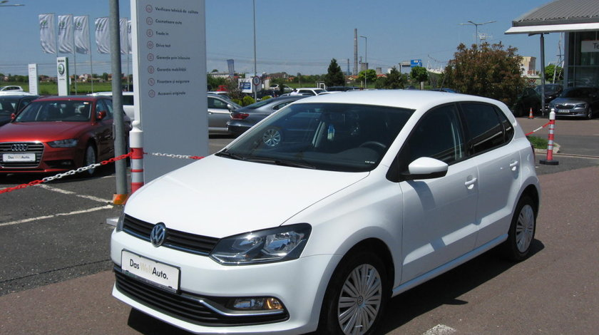 VW Polo Comfortline 1.2 TSI BMT, 4 usi