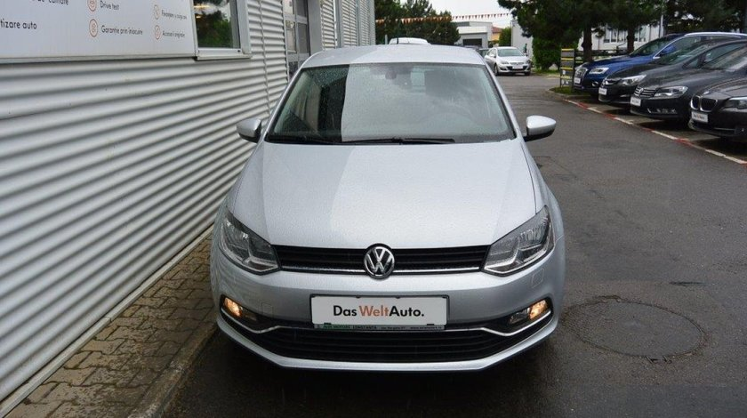 VW Polo Comfortline 1.2 TSI