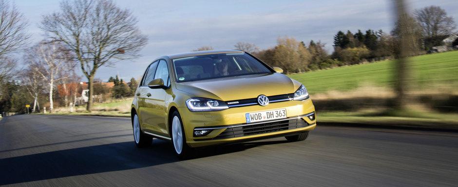 VW Polo si Golf cu motoare pe gaz natural comprimat primesc imbunatiri: mai multi km cu mai putina benzina