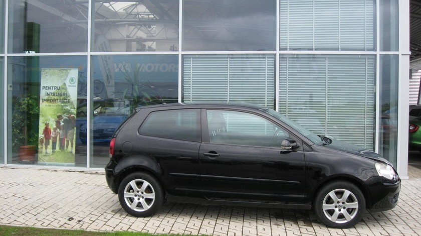 VW Polo Trendline 1.4 TDI /70 CP DPF,M5,2usi
