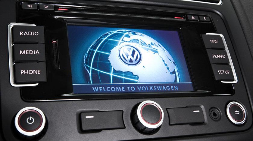 VW RNS310 Skoda Amundsen CARD harta navigatie EUROPA de Est 2020 V12