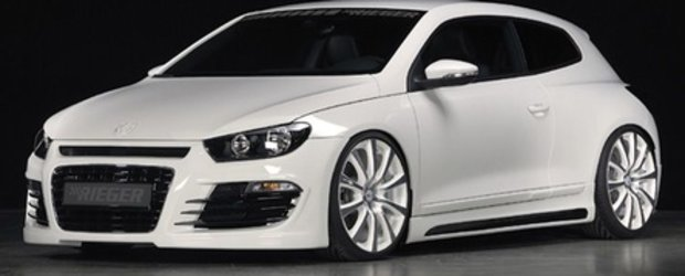 VW Scirocco by HPA Motorsports - Hot Hatch Supercar
