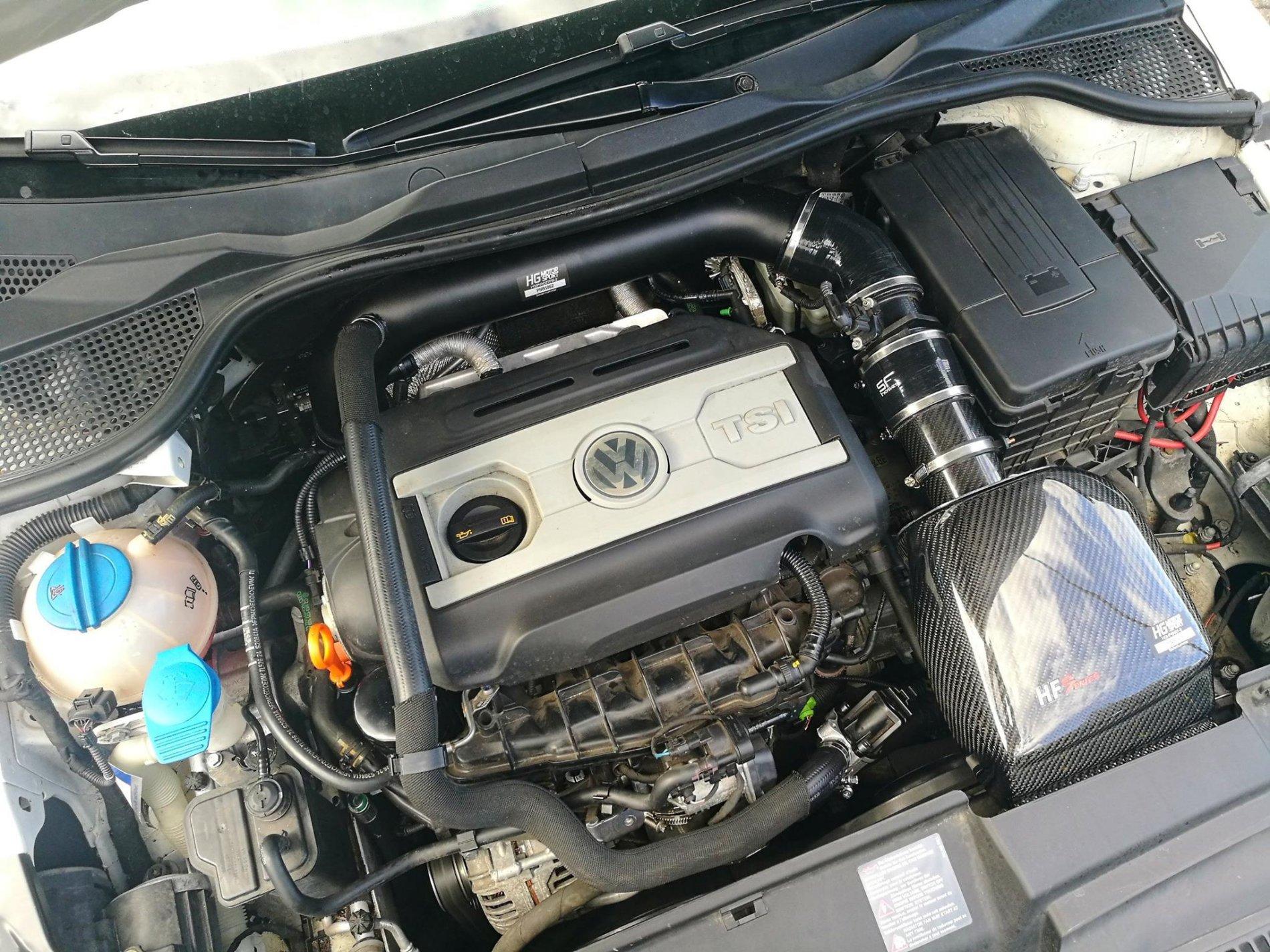VW Scirocco de la B&B - VW Scirocco de la B&B