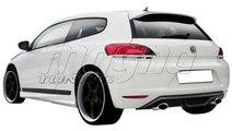VW Scirocco Extensie Bara Spate MX