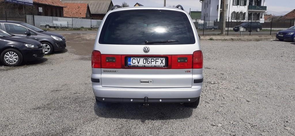 VW Sharan 1.9 2003