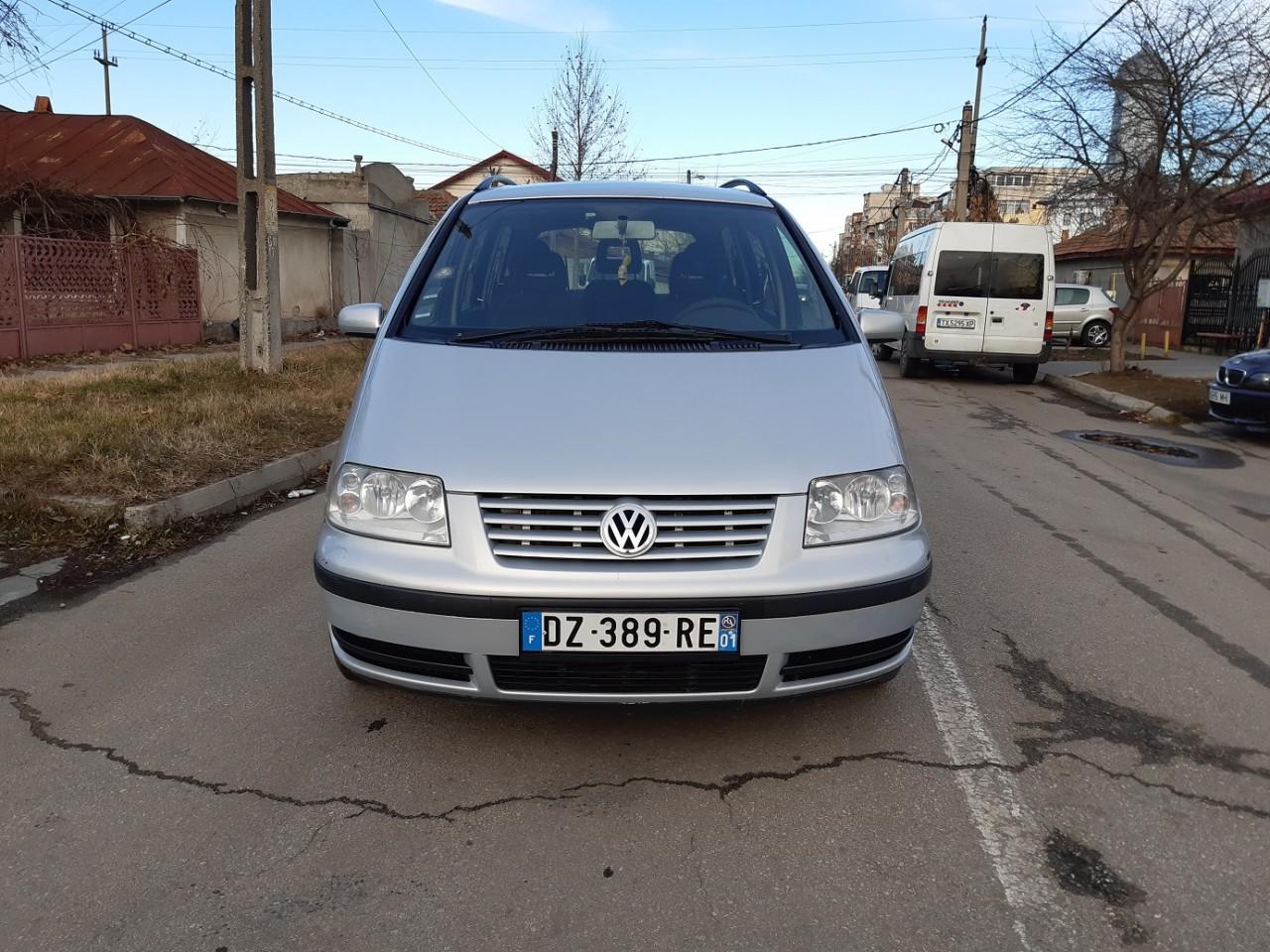 VW Sharan 1,9 diesel 2002