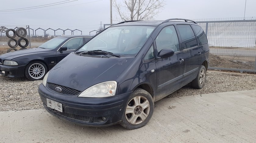 VW Sharan 1.9tdi AUY defect cutie 2001