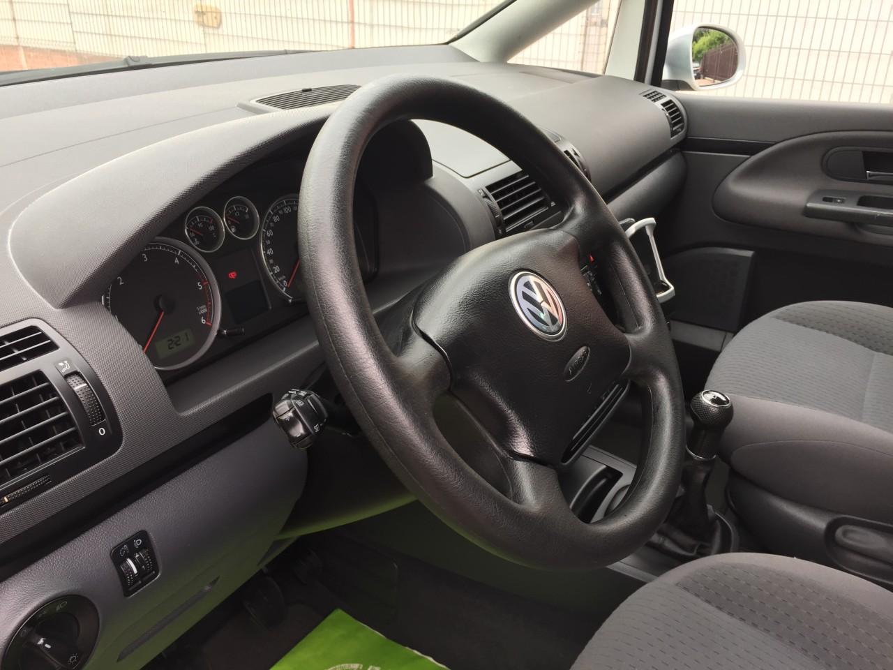 VW Sharan 1900 TDI/ 116 Cp, EURO 4 2007