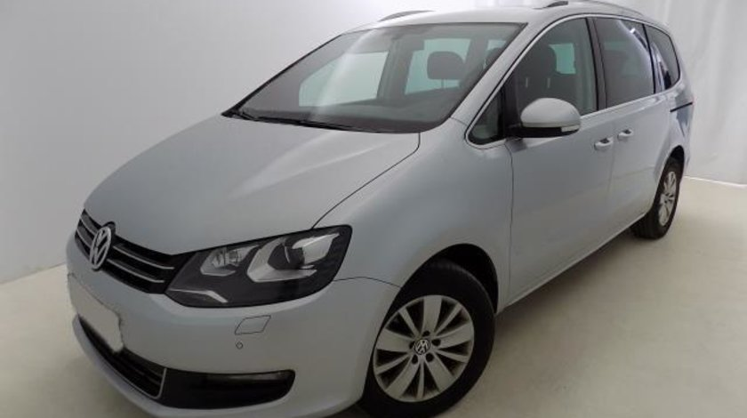 VW Sharan 2.0 TDI BlueMotion Technology 177 CP Comfortline 7 locuri Start&Stop 2014