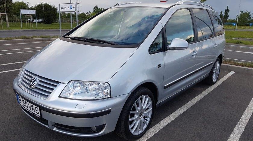VW Sharan 2.0 TDI Euro 4 an 2008