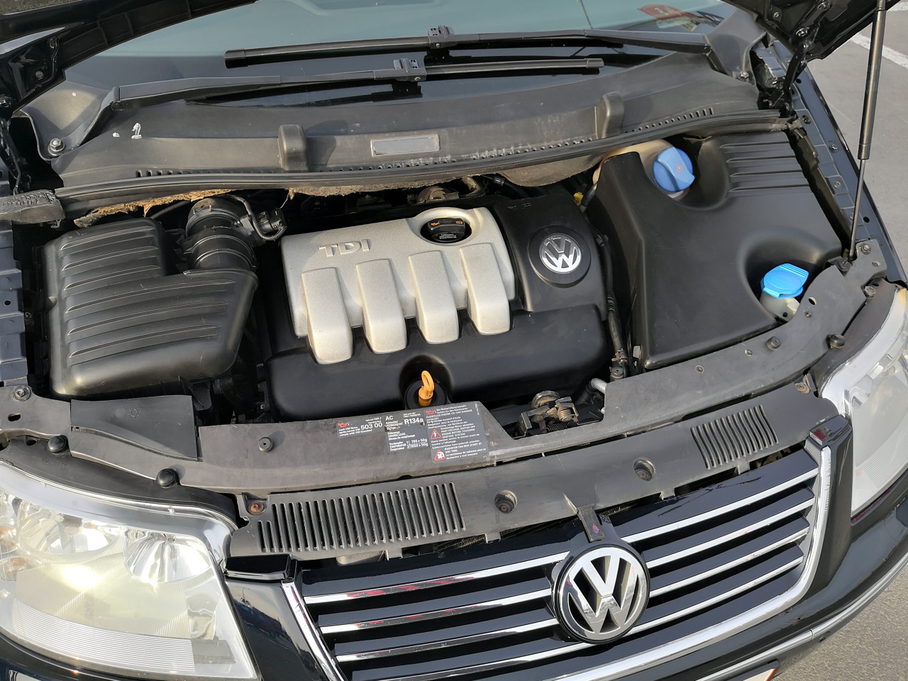 VW Sharan Special 1.9TDI 150CP 2006
