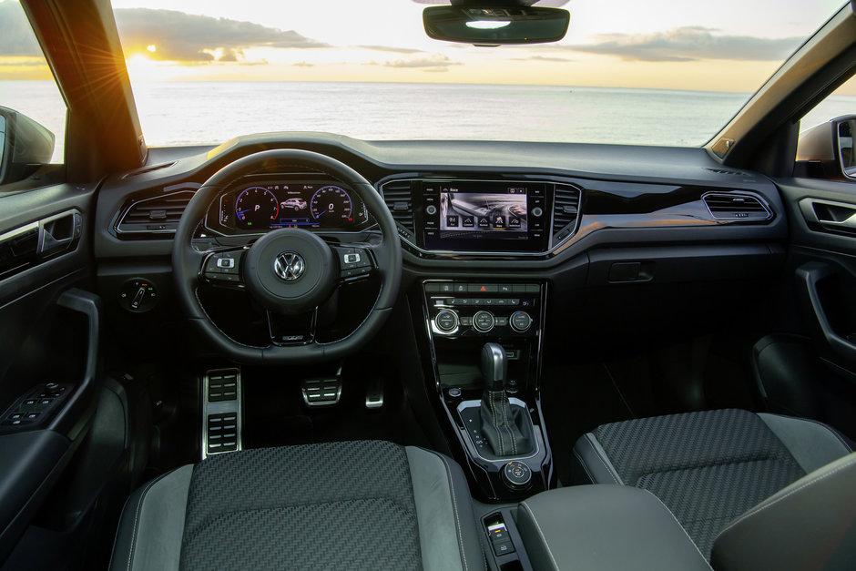 VW T-Roc R - Galerie Foto