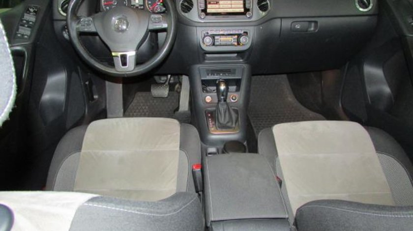 VW Tiguan 2.0 TDI 177 CP Attit Sport & Style BMT 4Motion DSG 7+1 Start&Stop 2013