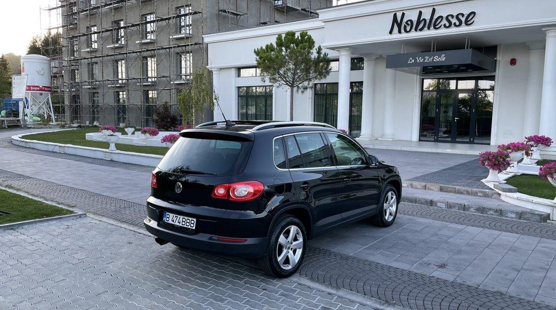 VW Tiguan 2.0 TDI 2010
